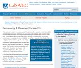 Permanency & Placement Version 2.3