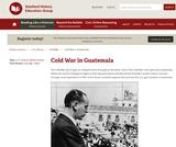 Reading Like a Historian: Guatemala