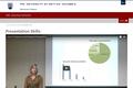 Learning Toolkit: Presentation Skills