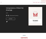 Interpretation of Metal Fab Drawings