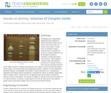 Volumes of Complex Solids