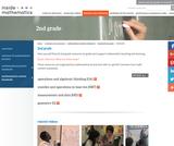 2nd Grade Content Standards