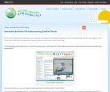 Interactive Activities for Understanding Earth's Climate