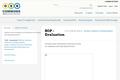 SOP - Evaluation
