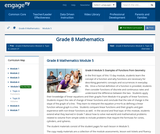 Grade 8 Module 5:Examples of Functions from Geometry