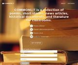 CommonLit.Org: A Free Collection of Short Fiction and NonFiction