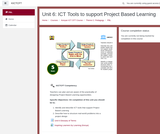 Kenya ICT CFT Course: ICT Tools to support Project Based Learning