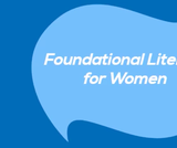 Foundational Literacy for Women