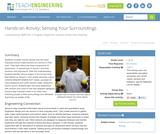 Sensing Your Surroundings