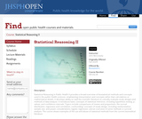 Statistical Reasoning II