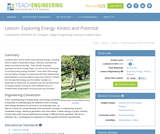 Exploring Energy: Kinetic and Potential