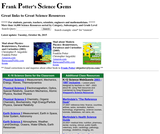 Frank Potter's Science Gems