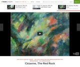 Cezanne's The Red Rock