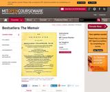 Bestsellers: The Memoir, Spring 2010