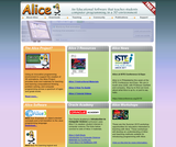 Alice: Learn to Program Interactive 3D Graphics