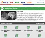 iCivics Curriculum Unit: Persuasive Writing