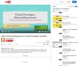 UML2 Klassendiagramme in Visual Paradigm erstellen