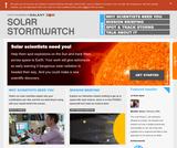 Solar Stormwatch