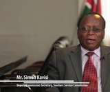 Dep. Commissioner, Simon Kavisi for Teacher Service Commission on Vimeo