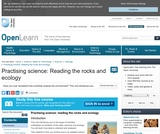 Practising Science: Reading the Rocks and Ecology