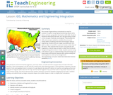 GIS, Mathematics and Engineering Integration