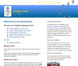English Language Centre Study Zone