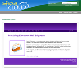 Digital Citizenship (Staff): Practicing Electronic Mail Etiquette