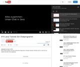 #19 Java Tutorial: Ein Chatprogramm