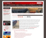 From Silk to Oil: Cross-Cultural Connections Along the Silk Roads