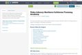 Video Library: Northern California Training Academy