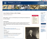 James Madison Debates a Bill of Rights – America in Class – resources for history & literature teachers
