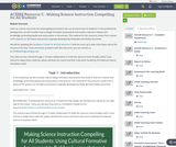 ACESSE Resource C - Making Science Instruction Compelling for All Students