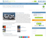 Creative Crash Test Cars