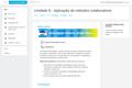 Aplicação de métodos colaborativos