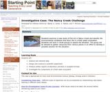 The Nancy Creek Challenge