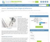 Geometry Tools: Angles & Reflections