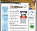 11c. Economic Policy