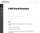Track Practice