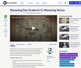 Wyoming Day Grades K-5
