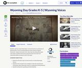 Wyoming Day Grades K-5
