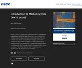 Introduction to Marketing II 2e (MKTG 2005)