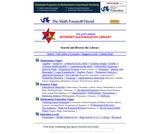 Internet Mathematics Library