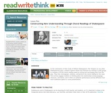 Constructing New Understanding Through Choral Readings of Shakespeare