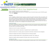 Diversity of Life in Your Neighborhood
