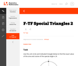 F-TF Special Triangles 2