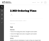 2.MD Ordering Time