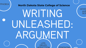 Writing unleashed: Argument