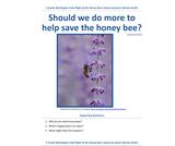 Grade 5 - Plight of the Honey Bees