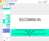 SkillsCommon.Org Introduction: PechaKucha Edition