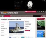 Principles of Naval Architecture, Fall 2014